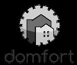 Projekty dom�w Domfort