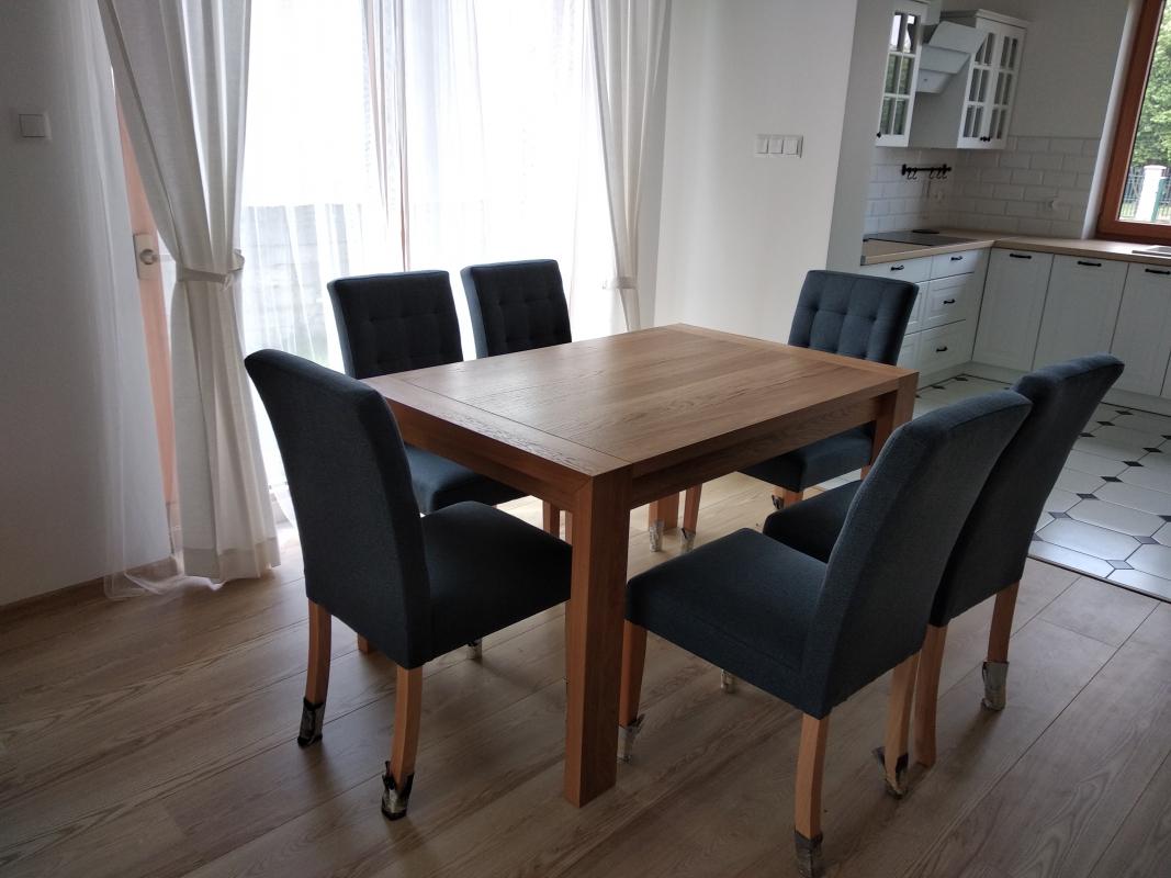 Mojabudowapl Wpis Nowy Stół I Krzesła